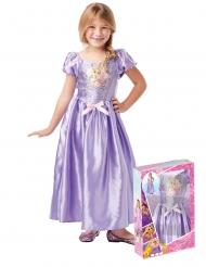 Disfraz Rapunzel™ con lentejuelas niña caja
