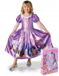 Disfraz Rapunzel™ niña super lujo niña