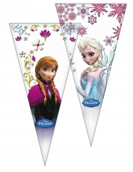 10 Bolsas de fiesta Frozen™ 30 x 60 cm
