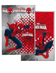 10 Bolsas regalo Spiderman™ 20 x 30 cm