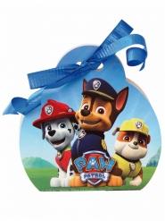 12 Mini cajas de cartón La Patrulla Canina™ 6,5 x 3,5 x 9 cm