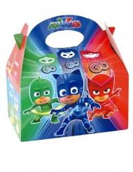 4 Cajas de cartón PJ Masks™ 16 x 10.5 x 16 cm