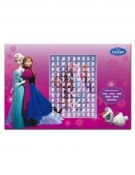 6 Manteles individuales de papel Frozen™ 27 x 40 cm