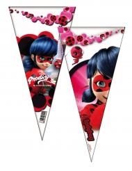 6 Bolsas de fiesta Ladybug™ 20 x 40 cm