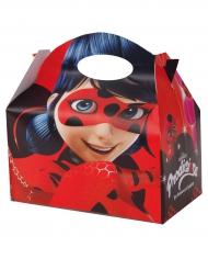4 Cajas de cartón Ladybug™ 17 x 25 cm
