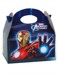 Caja regalo Avengers™ 16 x 10.5 x 16 cm