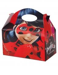 Caja de cartón Ladybug™ 10.5 x 16 cm