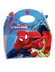 Caja de cartón Spiderman™ 16 x 10,5 x 16 cm