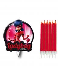 Velas de cumpleaños imagen de Ladybug™