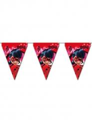 Guirnalda banderines Ladybug Miraculous™ 3 m