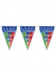 Guirlanda con banderines PJ Masks™ 3 m