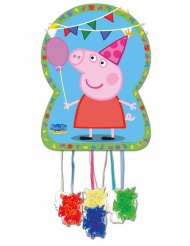 Piñata de cartón Peppa Pig™ 46 x 65 cm