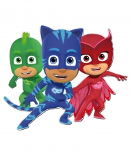 Decoraciones murales Pj Masks™ 1 m