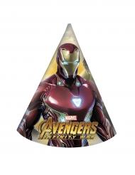 6 Gorros de fiesta de Vengadores Infinity War™