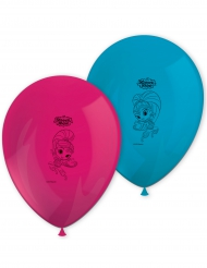 8 Globos Shimmer and Shine™