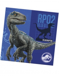 20 Servilletas de papel Jurassic World 2 ™ 33 x 33 cm
