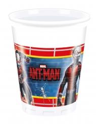 8 Platos de plástico Ant-Man™ 200 ml