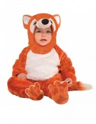 Disfraz zorro bebé