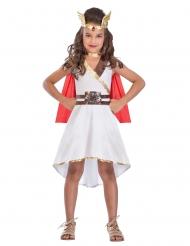 Disfraz de diosa niña