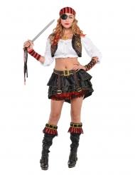 Kit pirata mujer