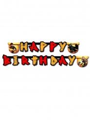 Guirlanda Happy Birthday ¿Cómo entrenar a tu dragón?™ 200 x 16 cm