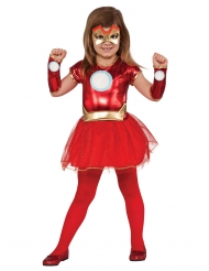 Disfraz Iron Lady™ Los Vengadores™ Tutu niña