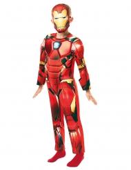 Disfraz de lujo Iron Man™ niño