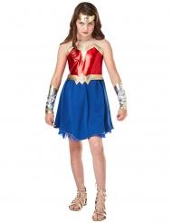 Disfraz Wonder Woman™ - Liga de la Justicia™ niña
