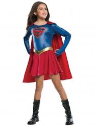 Disfraz Supergirl™ brillante niña