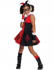 Disfraz Harley Quinn™ niña