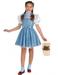 Disfraz Dorothy El Mago de Oz™ con lentejuelas niña