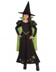 Disfraz de La Cruel bruja del Oeste El Mago de Oz™ niña