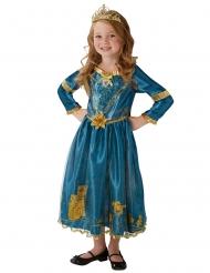 Disfraz princesa Mérida Rebelde™ con corona niña