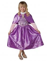 Disfraz princesa del invierno Rapunzel™ con capa niña