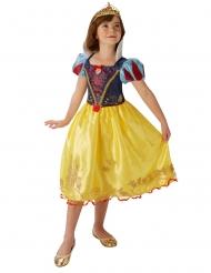 Disfraz Blancanieves™ con corona niña
