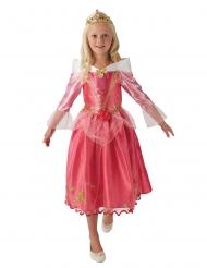 Disfraz princesa Aurora™ con corona niña