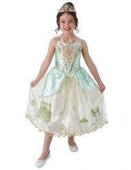 Disfraz princesa Tiana™ con corona niña