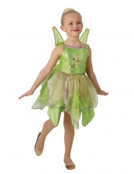 Disfraz de lujo Campanilla™ con alas luminosas niña