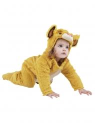 Disfraz león peluche Simba™ bebé