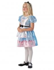 Disfraz deluxe Alicia en el país de las maravillas™ niña