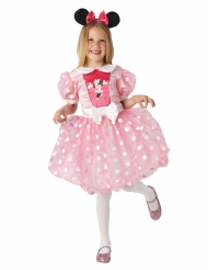 Disfraz Minnie™ rosa vestido niña