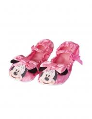 Zapatillas de ballet rosadas Minnie™ niña