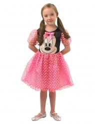 Disfraz princesa rosa Minnie™ niña