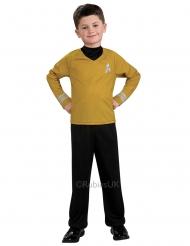 Disfraz capitán Kirk Star Trek™ niño