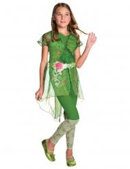 Disfraz de lujo Hiedra venenosa DC Super Hero Girls™ niña