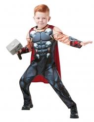 Disfraz de lujo Thor™ con martillo niño