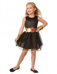 Disfraz Viuda negra Avengers™ con tutú niña