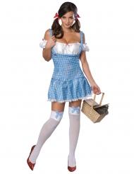 Disfraz sexy Dorothy El Mago de Oz™ mujer