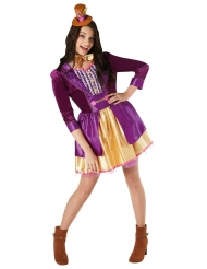 Disfraz Willy Wonka™ Charlie y la Fábrica de Chocolate™ mujer