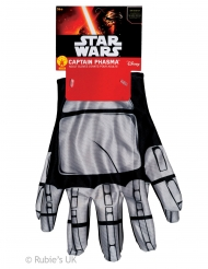 Guantes Capitán Phasma Star Wars VII™ adulto